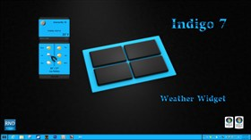 Indigo7 Weather Widget