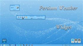 Persium Weather Widget