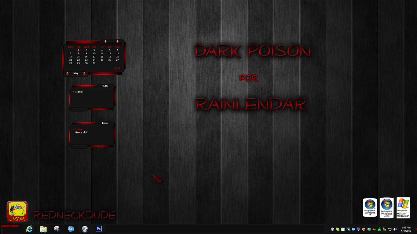 Dark Poison Rainy