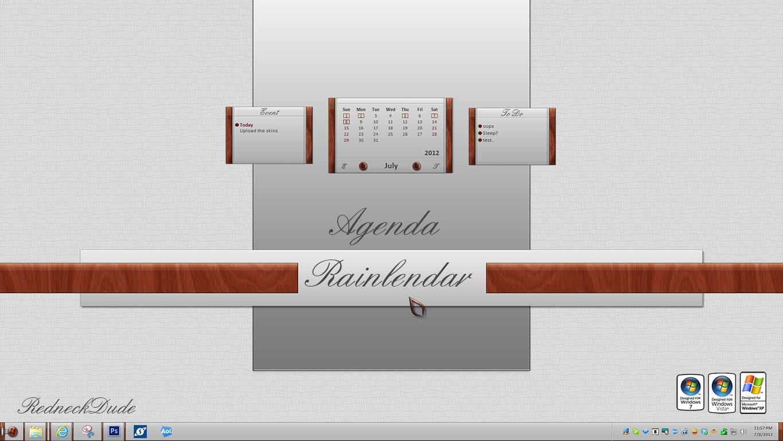 Agenda Rainlendar