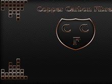 Copper Carbon Fibre Logonvista