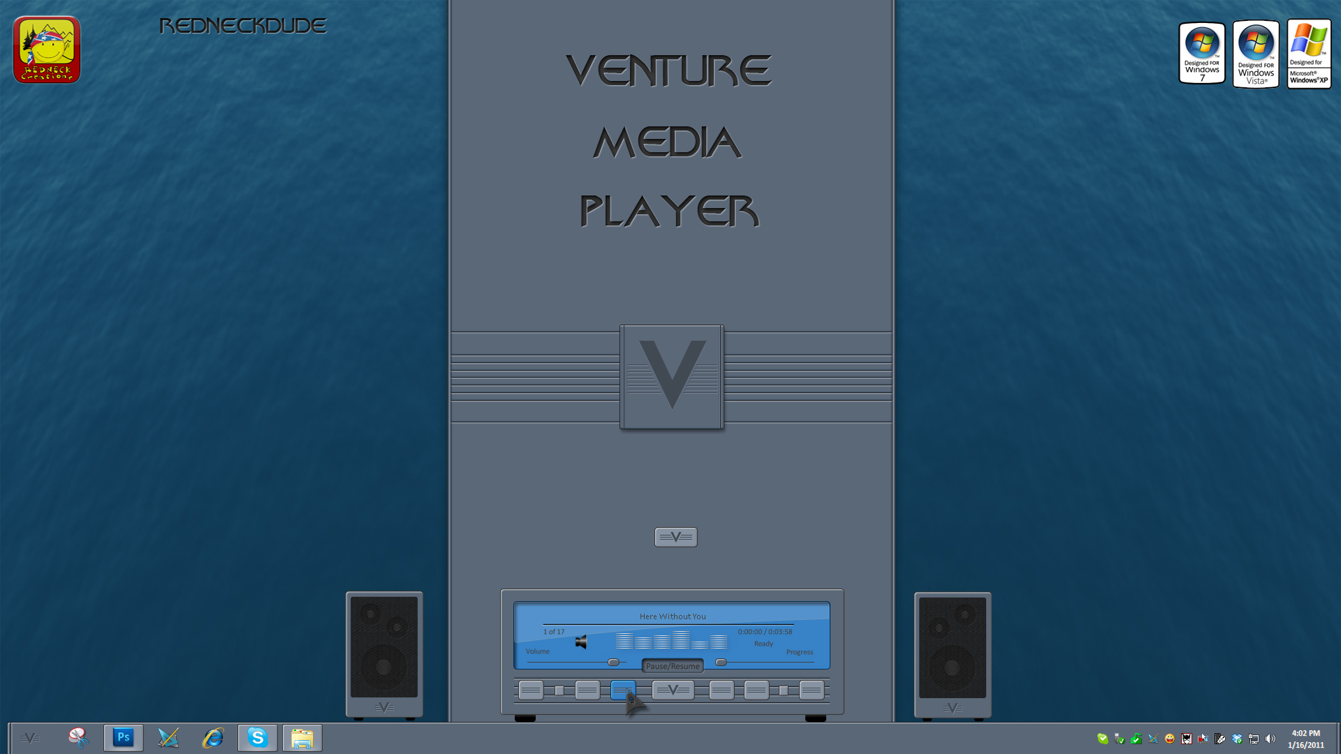 Venture Media Gadget