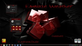 Emblaze Weather Gadget