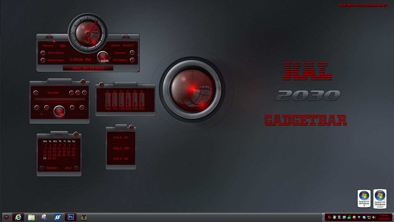 HAL 2030 GadgetBar
