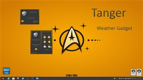 Tanger Weather Gadget