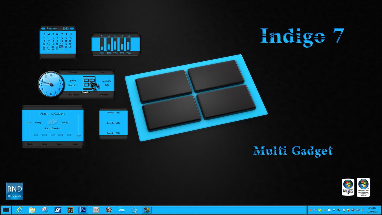 Indigo7 Multi Gadget