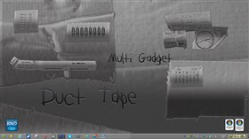 Duct Tape Multi Gadget