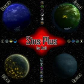 Sins Plus v1.3b by Uzi
