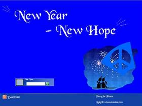 New Year - New Hope