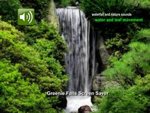 Greenie Falls w/sound