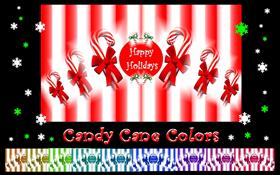 Candy Cane Colors #winterdreams
