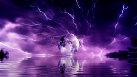 Reflections 5 Purple Storm Dream