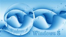 Win8 Blue Ball