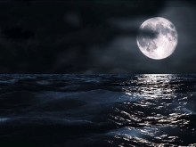 Moonlight Sea