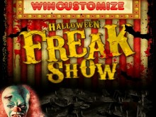 WC Halloween Freak Show