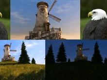 Windmill 3 pk