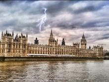 Big Ben Storm HDR