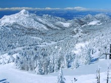 4K Ski Slopes