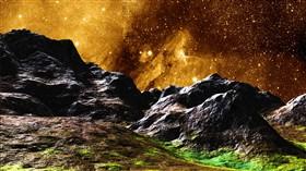 SpaceScape Colors Logon