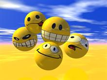 Happy Faces Logon