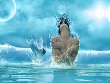 Aquatic Beauty Logon