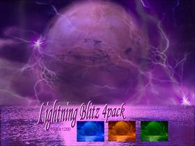 Lightning Blitz 4 Pack
