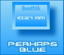 Perhaps Blue
