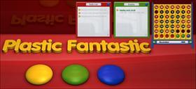 Plastic Fantastic (Rainlendar)