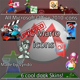 Mario dock 2! :P