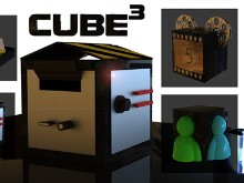 CUBE extra icons