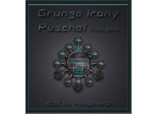 Grunge Irony  Puschel