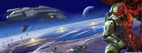 Halo Inner colonies