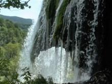 plitvice high waterfalls