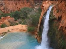havasupai canyon falls