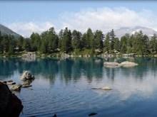 Mountainlake Switzerland