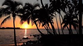 Mahaiula Beach Sunset