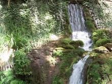 Pamukkale Waterfall
