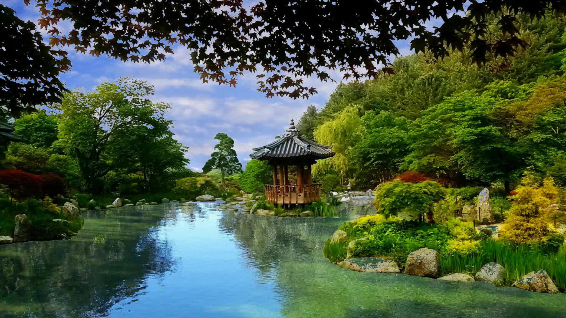 Korean Landscape Garden : Korean garden