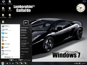 Windows 7 (Gallardo Edition)