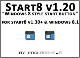Stardock v1.20 Windows Start Button for v1.30