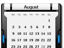 Alienware calendar