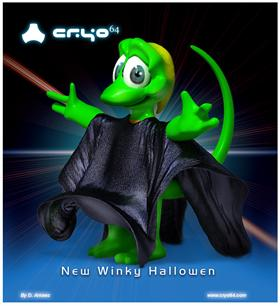 New Winky Hallowen