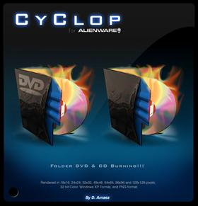 Cyclop - My CD\DVD Burning