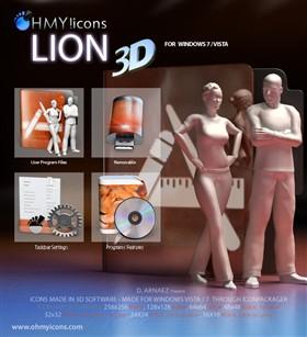 OhMy Lion 3D