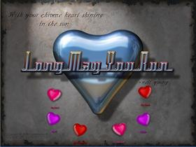 Animated  Gel Hearts