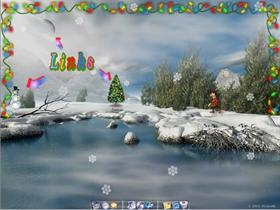 Xmas Desktop
