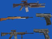 weapons pack 1