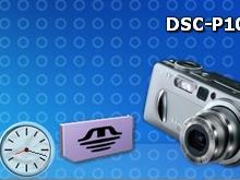 Cyber-shot DSC-P10