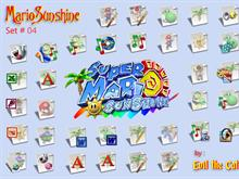 MarioSunshine Set 04