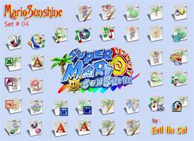 MarioSunshine Set 04